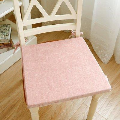 SUNNY雜貨-椅墊餐椅子墊坐墊可拆洗餐桌套裝美式現代純色絨多色可選#防塵罩#家居用品