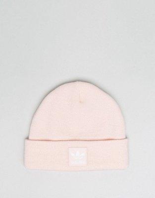 【Footwear Corner 鞋角】Adidas OG Trefoil Pink Beanie 愛迪達三葉草 毛帽