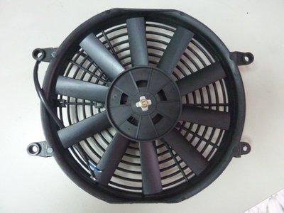 老咪 mini austin 改裝品 10吋 古董車 老車 通用款 水箱風扇 電子風扇