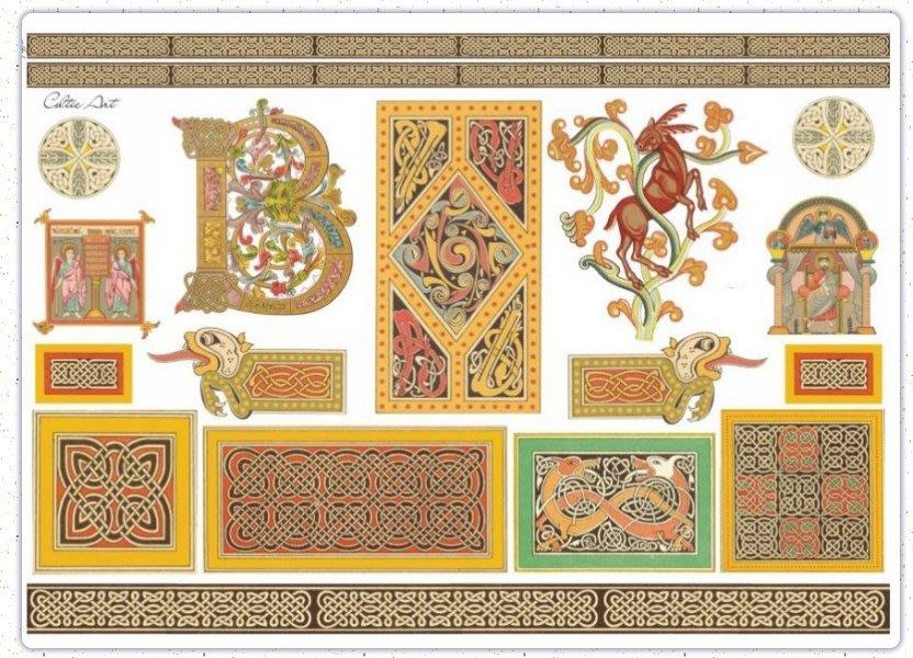 波蘭 Decoupage Paper(專用紙)A3編號PL-D-0301~蝶古巴特 餐巾紙拼貼 彩繪 黏土DIY手作材料