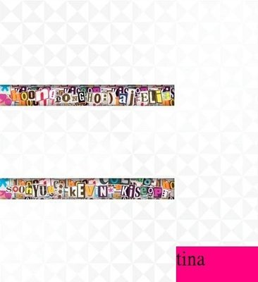 U-Kiss 韓國原版第三張正規專輯 U-Kiss Vol. 3 - Collage 全新未拆下標即售