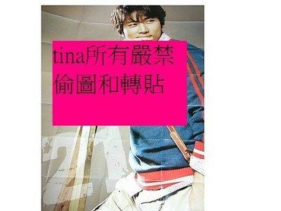 宋承憲韓國絕版秋季服裝超大型目錄寫真海報-只有一張