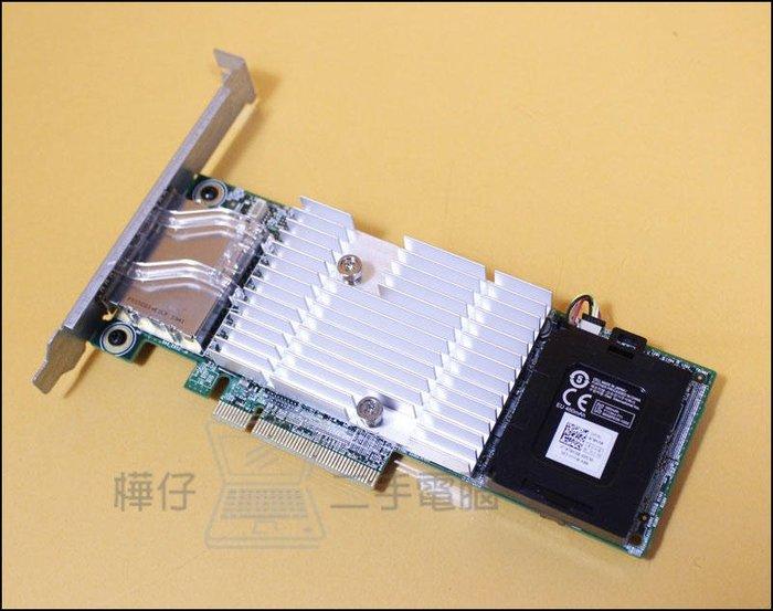 【樺仔二手電腦】Dell PERC H810 陣列卡 PowerEdge RAID Controller 0NDD93