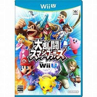 遊戲歐汀 Wii U 任天堂明星大亂鬥 Wii U