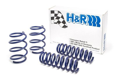 【樂駒】H&R BMW F32 430i 440i Sport Spring Set 運動型 彈簧 側傾 底盤 系統