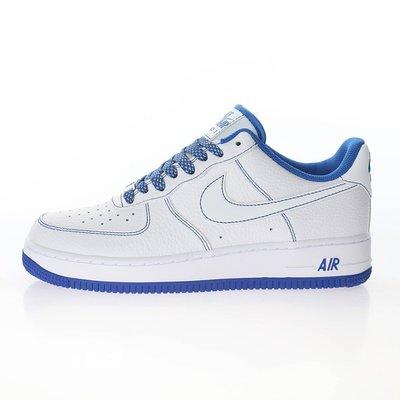 Nike AF1 Air Force 1 x Uninterrupted AF1聯名 藍白 馬克筆 CN2896 102