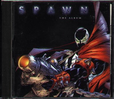 K - Spawn The Album 閃靈悍將 - 日版 OST   Soul Coughing Roni Size