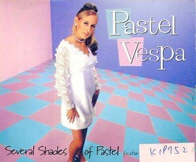 *真音樂* PASTEL VESPA / SEVERAL SHADES OF PASTEL 二手 K19752