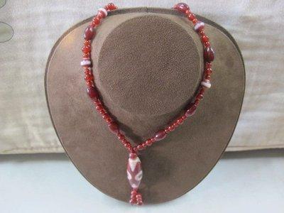 二手舖 NO.3190 天眼珠項鍊 手鍊 項鍊 手珠 首飾飾品