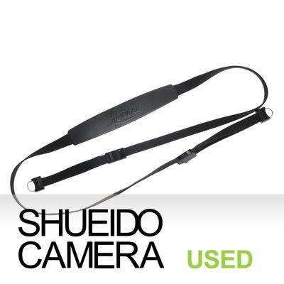 集英堂写真機【1個月保固】中古美品 / LEICA 徠卡 原廠 相機背帶 附背帶環 17633