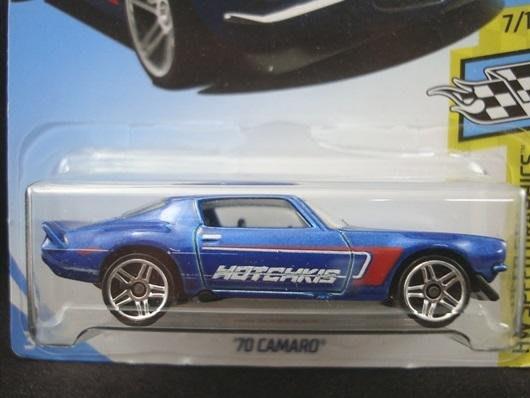 傳奇車庫-最經典 最漂亮的 美國老車 1970 CAMARO 絕美HOTCHKIS配色