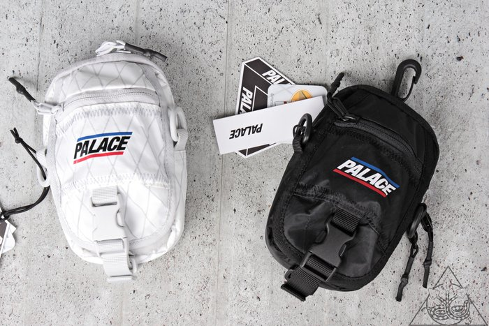 【HYDRA】Palace Dimension Strap It Bag  腰包 小包 相機包 隨身包【PLC156】