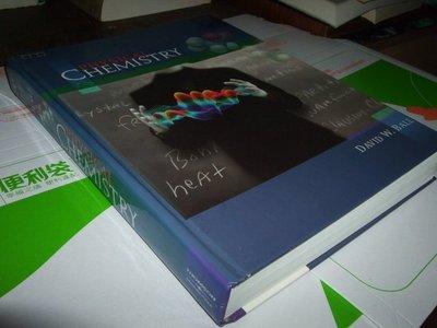 老殘二手書 Physical Chemistry 0534266584 Baker &