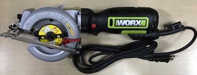 [力華工具] WORX 威克士 WU427A 多功能圓鋸機 手持圓鋸機 小鷹鋸