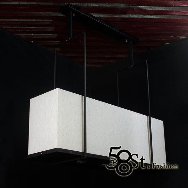 【58街】義大利新款燈式。「法式古堡吊燈,附設4段遙控器。」。複刻版。GH-322