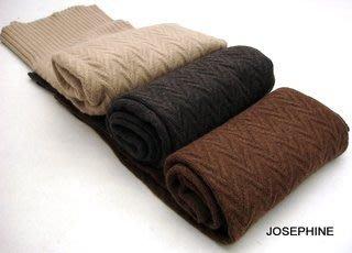 喬瑟芬【LIL POUR L AUTRE】安加拉羊毛麻花大披肩圍巾*輕柔保暖/共3色~全新品!