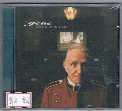 [鑫隆音樂]西洋CD-基因 Gene – Drawn To The Deep End (全新)免競標