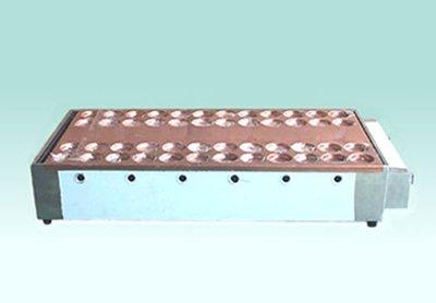 [泰裕餐具行]~電子式48洞銅製紅豆餅爐(另有漏杓/料理杓/餐具/餐飲/廚具/鍋鏟/鍋子/煎鏟)
