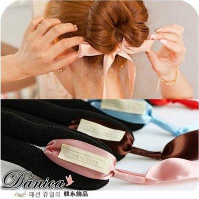 髮飾 現貨 海綿寶寶 盤髮器 韓國連線...