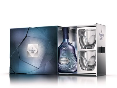 Hennessy 軒尼斯 XO 珍藏版連酒杯禮盒装