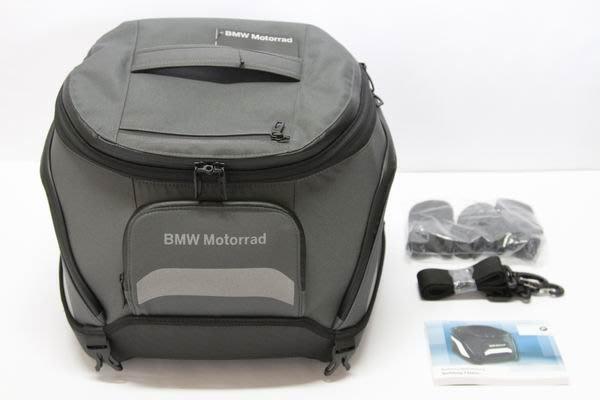 梁記零配件小舖 F750GS F850GS bmw-原廠後行李包.