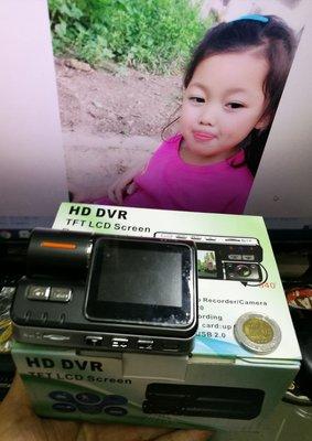 100%全新 720P 行車記録儀 夜視 Car Cam DV 迷你數碼相機 Car Cam (鏡頭可旋轉) hhappynet 電:51141215