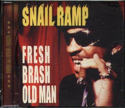 八八 - SNAIL RAMP - FRESH BRASH OLD MAN - 日版