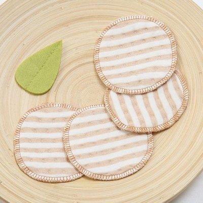 【全天賣場】 防溢乳墊可洗式純棉哺乳期孕產婦喂奶防漏QTMQ114651