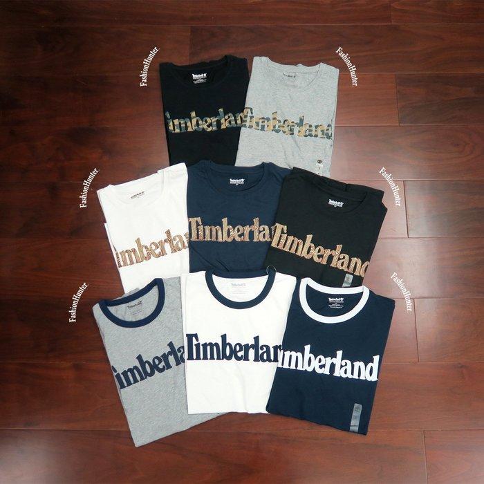 新貨【FH.cc】Timberland 文字 短t 短袖T恤 踢不爛 天伯倫