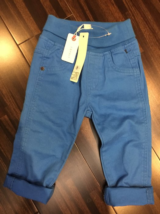 ☀APPLE SHOP☀ ESPRIT 嬰幼兒 男童韓版牛仔棉質色褲 長褲