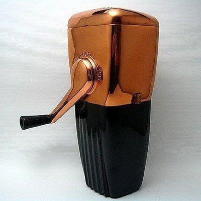 【timekeeper】  60年代美國製Magic Hostess壁掛式碎冰機(盒裝庫存品)(免運)
