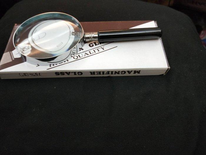 特價品 掌上型 便攜式 放大鏡 老人 長輩 學生 兒童 閱讀 玻璃 擴大眼鏡 可面交