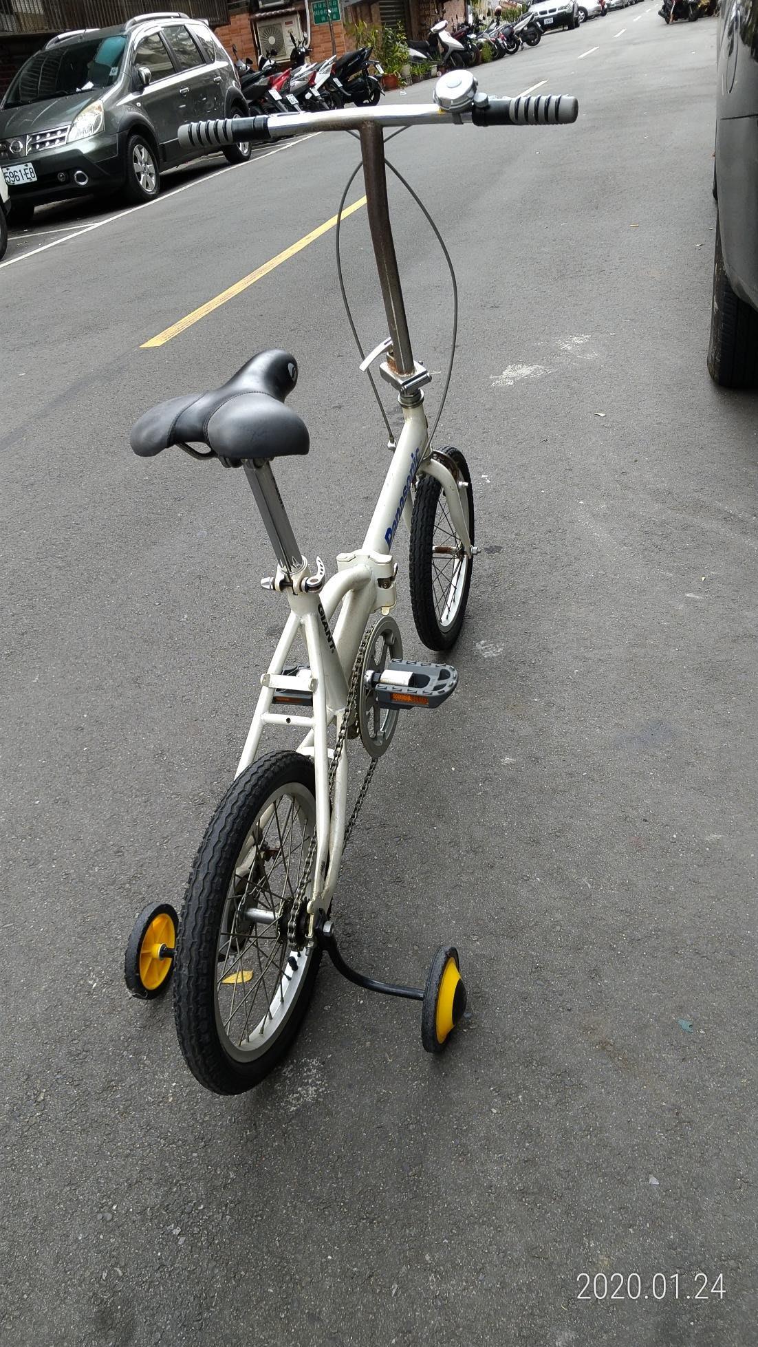 小折腳踏車