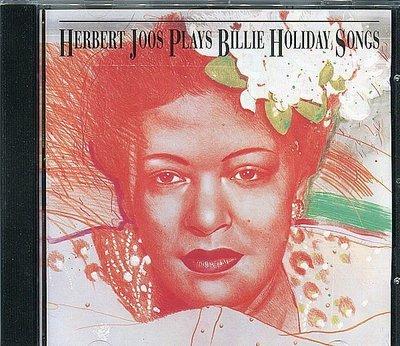 【嘟嘟音樂2】Herbert Joos Plays Billie Holiday Songs