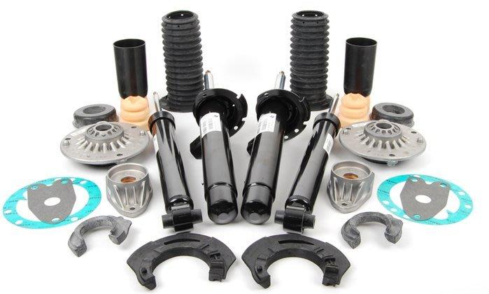【樂駒】BMW F20 F21 F22 M Performance 原廠 改裝 升級 套件 制震 避震 系統 精品