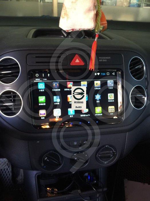 Volkswagen Golf -9吋安卓專用機.九九汽車音響(高雄市-大昌店).公司貨保固一年
