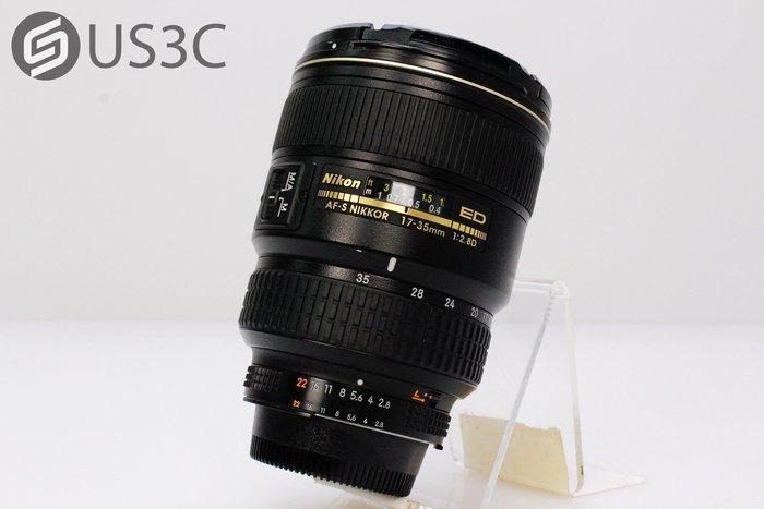 【US3C】Nikon AF-S Nikkor 17-35mm F2.8 D IF ED 超廣角 變焦鏡頭 二手單眼鏡頭