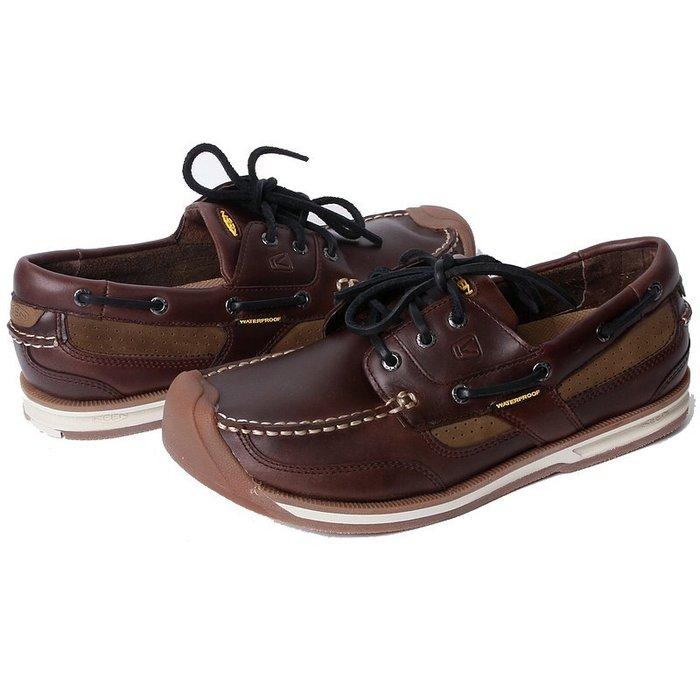 香港OUTLET代購 KEEN戶外牛皮休閒鞋  徒步 登山 運動鞋 防水透氣 防滑 大碼鞋 皮鞋 工作鞋