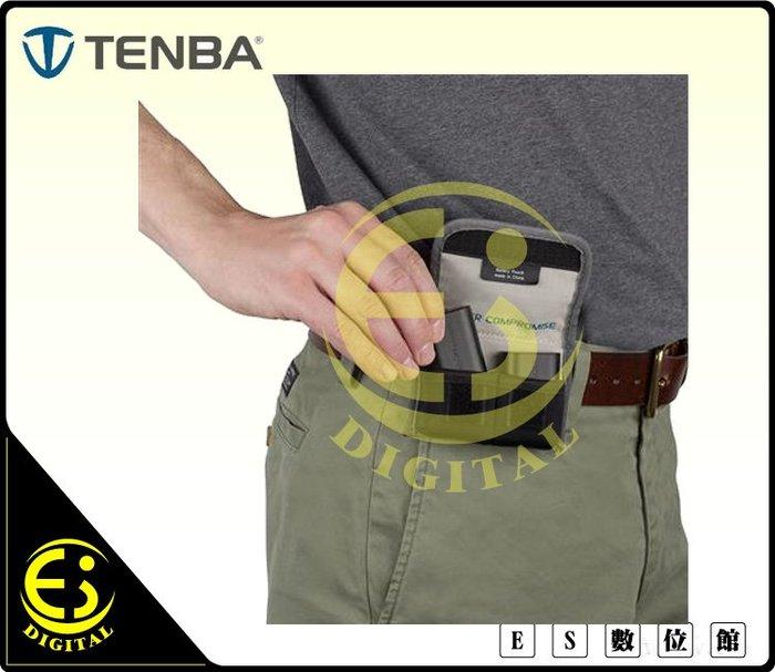 ES數位 天霸 Tenba 備用電池包 電池腰包 腰包 容量2個 高強度 耐磨 防水 收納包