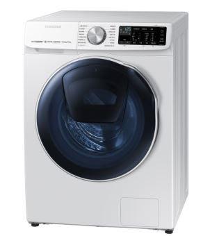 【來電議價免運】SAMSUNG 三星 10公斤 變頻滾筒洗脫洗衣機 WD10N64FR2W