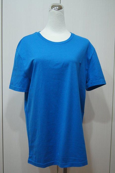 Alexander McQueen   藍色圓領T恤    原價   18200   特價  7000