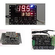 寵物用AC110~220V冷暖設備自動切換溫度控制模組(包含冷暖模組 電源供應器, 溫度控制器)