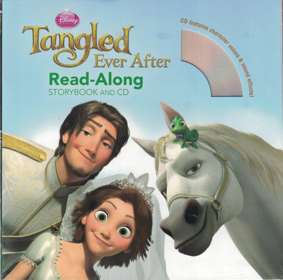 *【知書房】Tangled Ever After∣有CD∣二手,滿399元免運