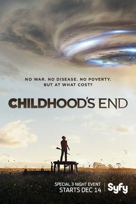 【藍光電影】BD50-2D 童年的終結 第1季 2碟 Childhood's End Season 1  105-026|105-027