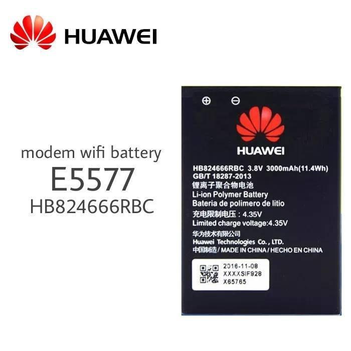 華為 原廠 電池 3000mAh HB824666RBC 適用 E5577 網卡路由器 E5577s-321 網卡分享器