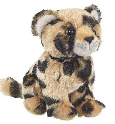 14530c 日本進口 好品質 限量品 可愛柔順 獵豹花豹 絨毛絨娃娃玩偶抱枕送禮擺件裝飾品禮品