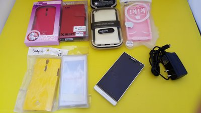 ☆誠信3C☆買賣交換最划算☆真便宜SONY S LT26i 含所有配件 只要1800 功能正常 店內另有大量3G手機