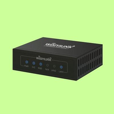 5Cgo【含稅】雙網口WPS101_V6手機打印服務器USB印表機轉網絡掃描共享器單口遠程雲打印37311138650