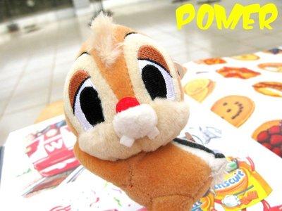 ☆POMER☆日本限定專用景品  SEGA正品  迪士尼 Chip `n` Dale 奇奇蒂蒂 手可以夾夾樂裝飾娃娃玩偶