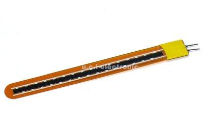 【UCI電子】 (C-4-14) RFP彎曲感測器 機器人手指彎曲測試 薄膜壓力感測器電阻式 電子手套